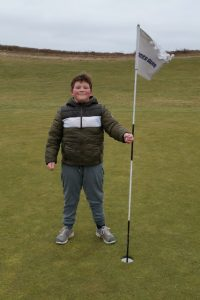 Liam Hole in one