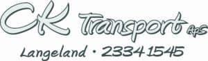 CK Transport Golf skilt april21